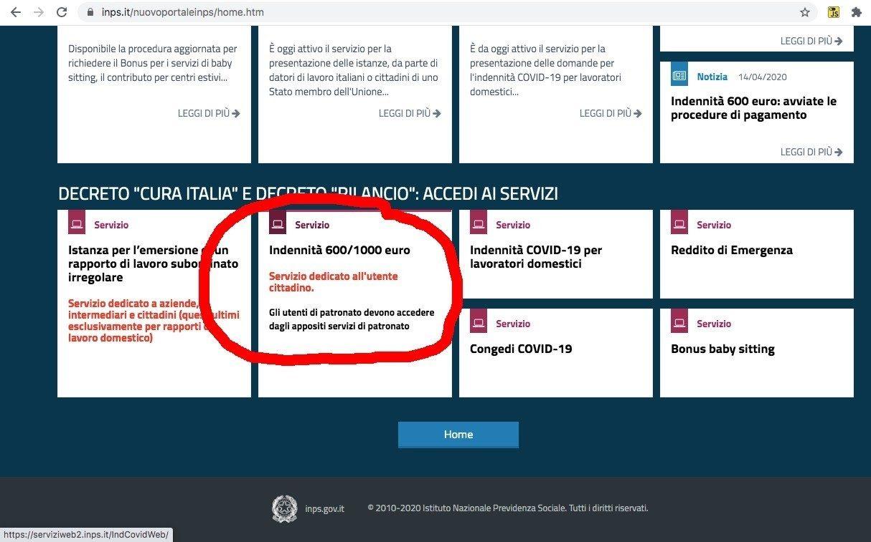 Come Richiedere Bonus In Italia